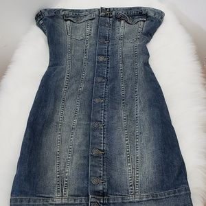 Levis Tube Denim Dress SP